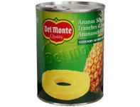 Delmonte Ananasschijven op Siroop
