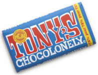 Tony Chocolonely Puur 180gr