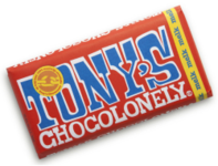 Tony Chocolonely Melk 180gr