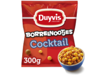 Duyvis Borrelnootjes Cocktail 300gr