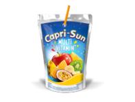 CapriSun Multivitamine 10 zakjes à 20 cl per doosje