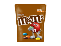 M&M Cholade Dragees 220gr