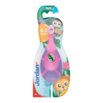 Jordan Soft 0-2 jaar tandenborstel