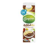 Campina Chocolade/Vanille Dubbelvla