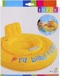 Intex baby Float Geel