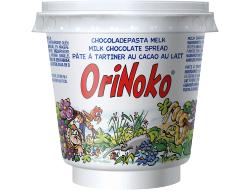 Orinoko Melkchocoladepasta 350gr
